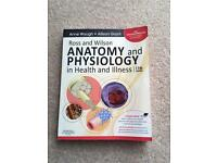 Ross and Wilson: Anatomy and Physiology: 11th Ed.