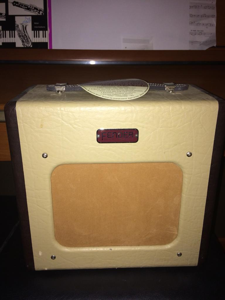 Fender Champion 600 guitar amplifier