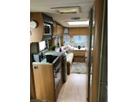 2010 swift oransay touring caravan
