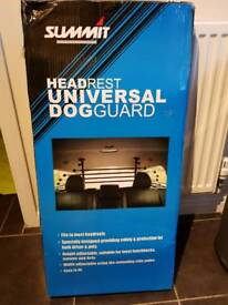Universal Car Headrest Dog Guard