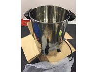 Hot Water Urn - 30Litres - Cygnet - Used Once - With Box
