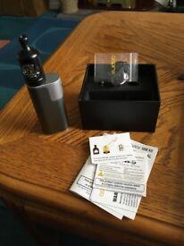 Aspire Zelos 50 watt with nautilus 2 tank E cig