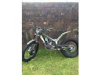 ossa tr280i road legal trials bike