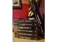 PS1/Playstation 1 Games Bundle (Lemmings, Evil Dead, Tomb Raider etc)