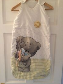 Me to You Baby Sleeping Bag 6-18 months, used few times, very good condition