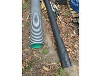Twinwall underground pipe