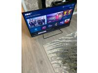 50 INCH ULTRA SLIM LED TV IMMACULATE CONDITION FULL HD FREEVIEW REMOTE CAN DELIVER