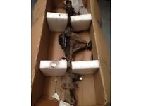 Nissan Navara D40 rear diff and axle £250 ono
