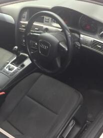 2006 Audi A6 Saloon 2.0 TDi SE Saloon 4dr Diesel Manual