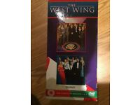 The West Wing series 1 & 2 DVD boxed set