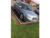 Audi A3 S- line TDI