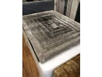 LUXURY 3D EFFECT THICK RUGS 120cm x 170cm range of colours and sizes