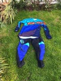 MSR outfit motocross