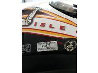 Nitro Isle Of Man TT Limited Edition Helmet 2008