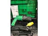 Hitachi hammer drill DHP24PX