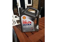 Shell Helix Ultra 5w-40 Synthetic Motor Oil 5litre