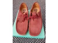 Clarke's mens shoes size 9