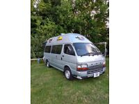 TOYOTA HIACE CAMPERVAN AUTOMATIC