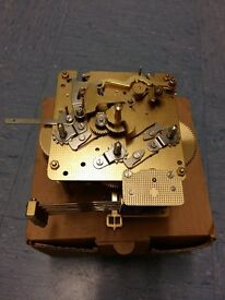 Brand New Still in The Box FHS Germany Westminster Chime Hermle Clock Movement 341-021 35cm.