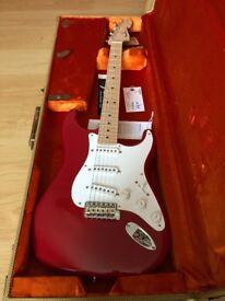 Eric Clapton Signature series fender Stratocaster