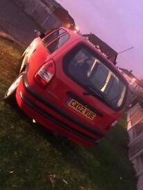 Vauxhall Zafira 2.0 dti