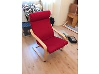 IKEA POÄNG Chair - barely used - collection only!