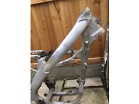 CRF 250R Project parts