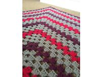 Hand crocheted baby blankets NOW REDUCED