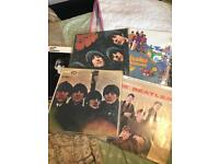 The Beatles LPs