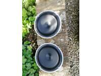 Audison Voce K6 3-Way speaker set
