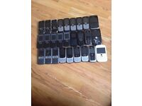 A job lot 28 pcs nokia mobile phone