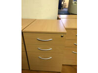 2/3 Drawer Pedestals