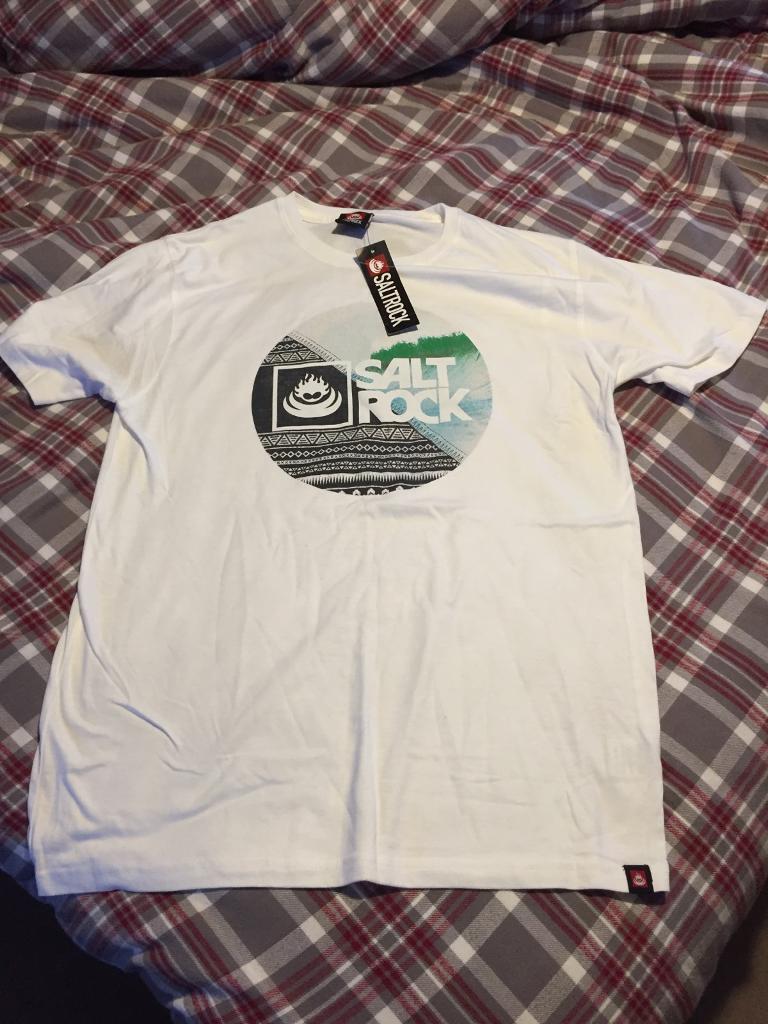 Men's Medium Saltrock T-shirt (brand new with tag)