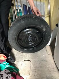 Brand New Continental car tyre