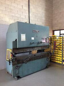 (USED) ALLSTEEL 45T X 8' / PRESS BRAKE