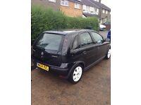 Vauxhall Corsa 1.4 Petrol 12 Months M.O.T 04 Plate Service History Drives Brillant