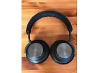 Bang & Olufsen Beoplay H9 Bluetooth wireless high end over-ear headphones black