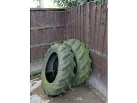 TRACTOR TYRES PERFECT FOR STRONGMAN TRAINING ETC