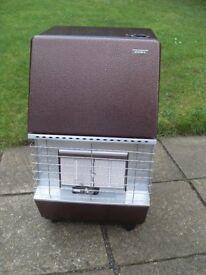 Portable Calor Gas Heater & Cylinder