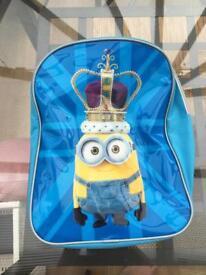 Minion Back Pack