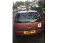 Vauxhall corsa, 1.0 ,great condition inside and out, low insurance