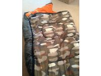 Quechua junior sleeping bag Xs