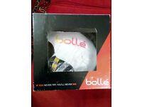 Bolle B-Lieve Soft White and Pink Ski Helmet - 51-53cm 30988