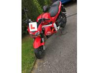 Gilera DNA 50cc moped
