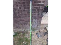 Preston innovations carp fishing pole