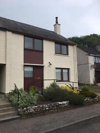 3 bed end terrace for sale in Avoch fixed £115,000