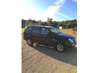 Ssangyong rexton low milage 74000