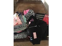 Bundle of girls clothes size 9-12 years
