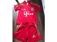Bayern Munchen strip age 5-6