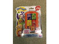 Brand new in box teletubbies phone